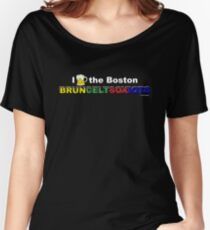 I Love Boston Sports (beer) Women's Relaxed Fit T-Shirt