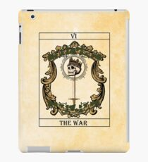 Tarot - The War v.2 iPad Case/Skin