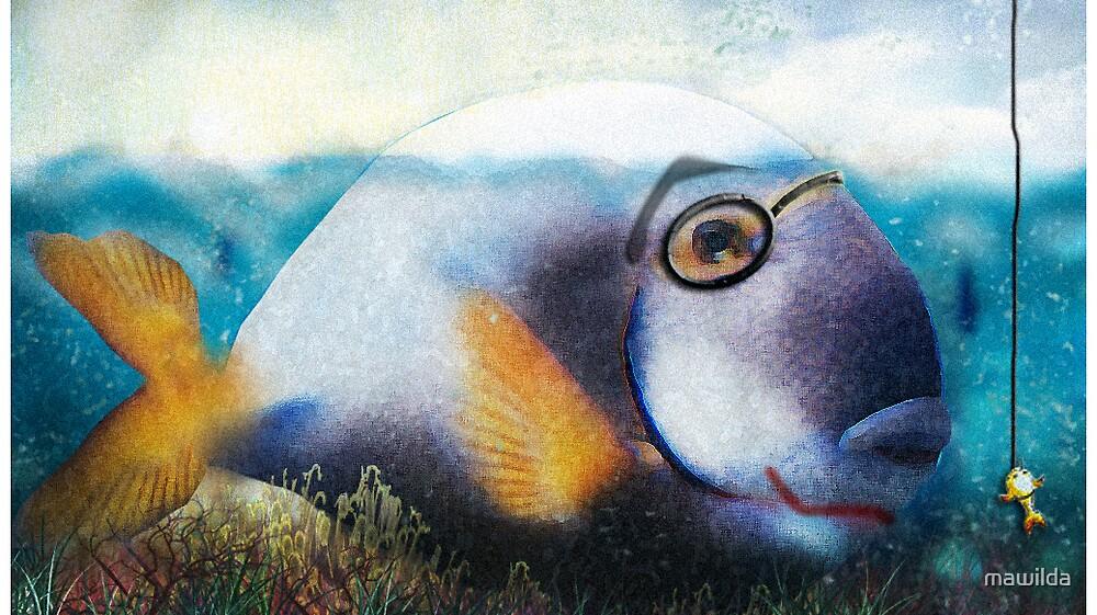 Big fish by mawilda