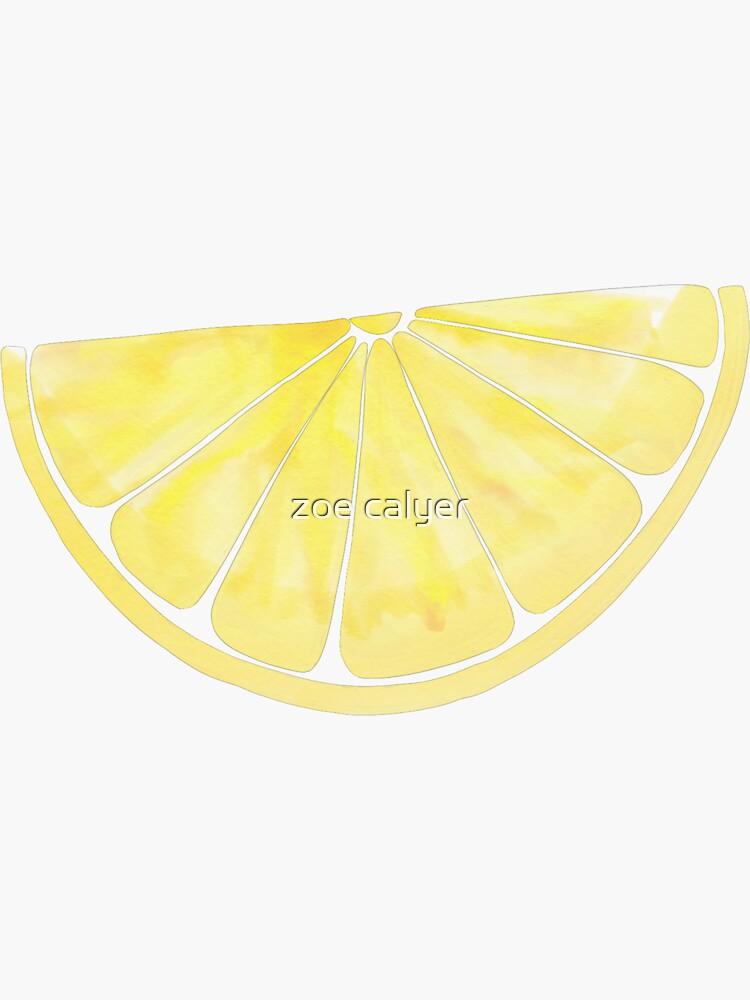 Lemon slice by originalprep