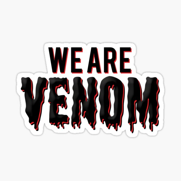 Nous sommes venin Sticker
