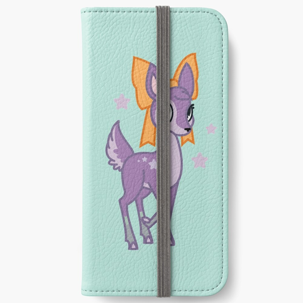 Starry Fawn iPhone Wallet