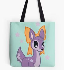 Starry Fawn Tote Bag