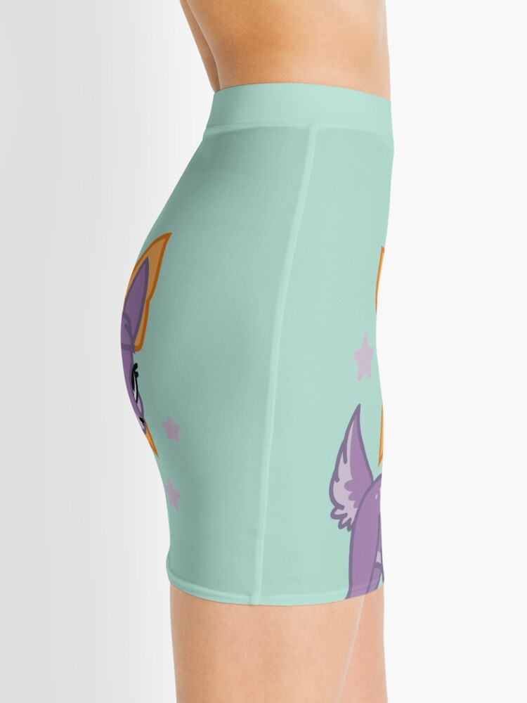 Alternate view of Starry Fawn Mini Skirt