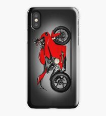 The Panigale 1299 iPhone Case