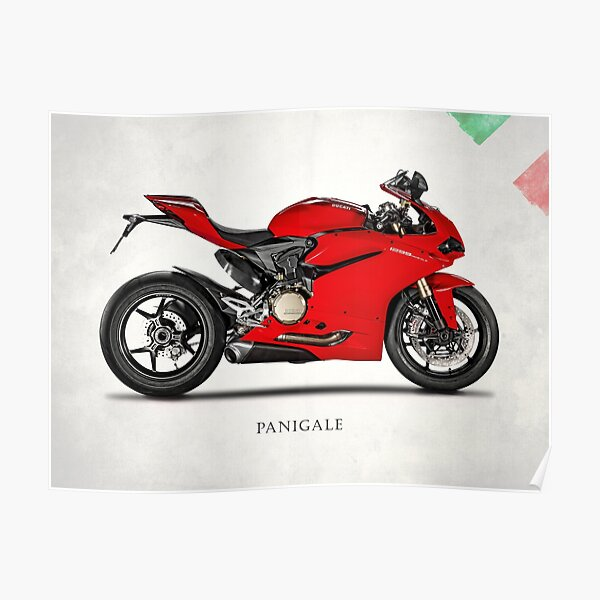 Le Panigale 1299 Poster