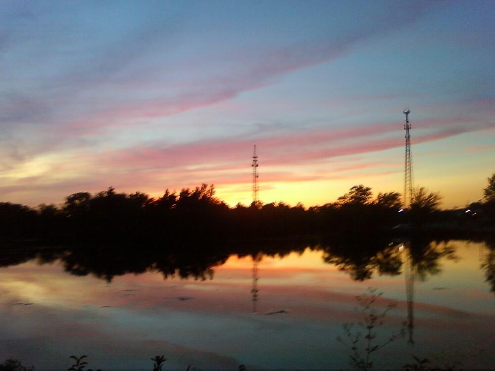 Sunset by Damijuan509