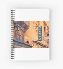 Cinema Spiral Notebook