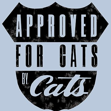 Approved For Cats by EpcotServo