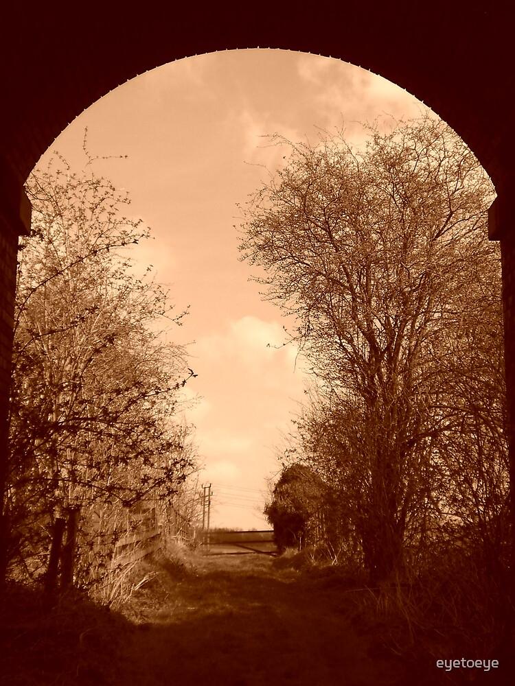 Through the Tunnel by eyetoeye