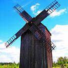 Windmill by Madonna007photo