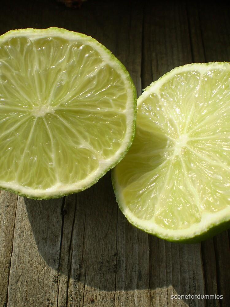 Fresh Cut Lime by scenefordummies