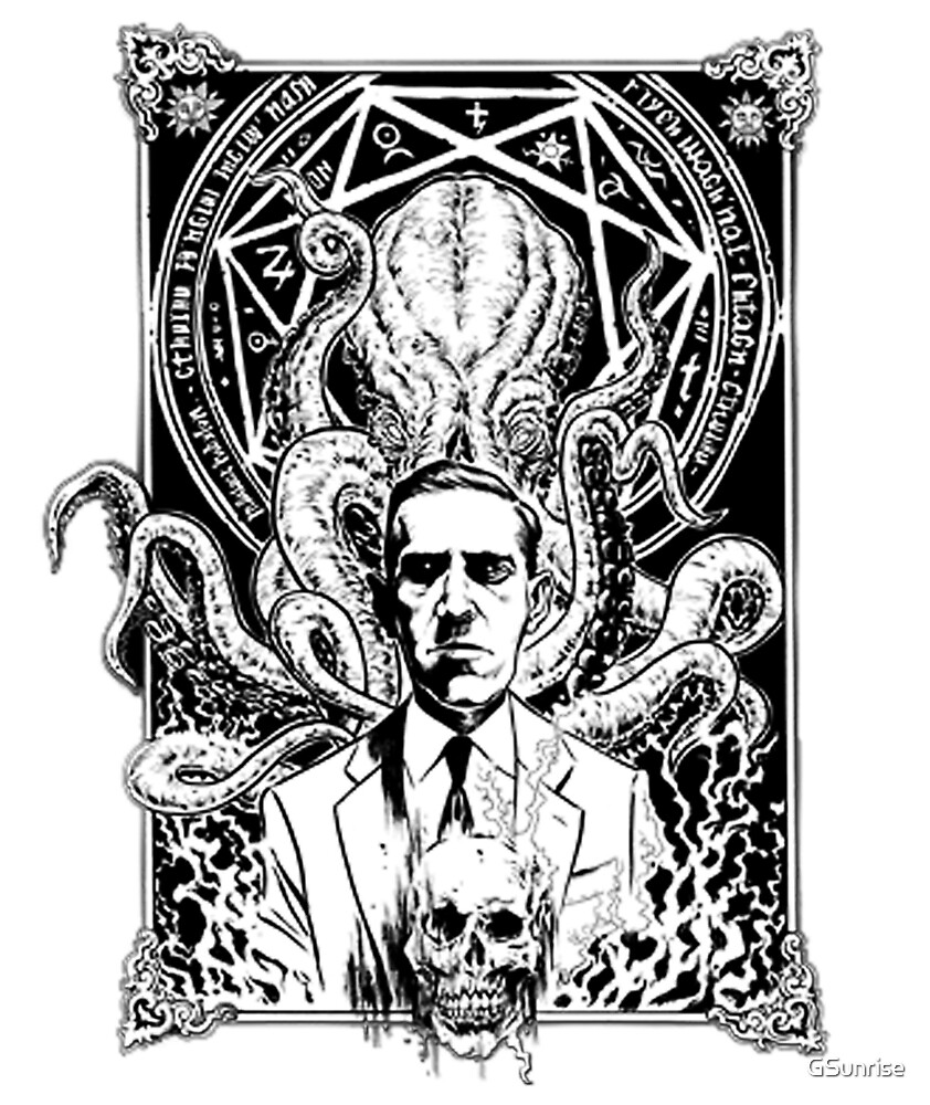 Lovecraft by GSunrise