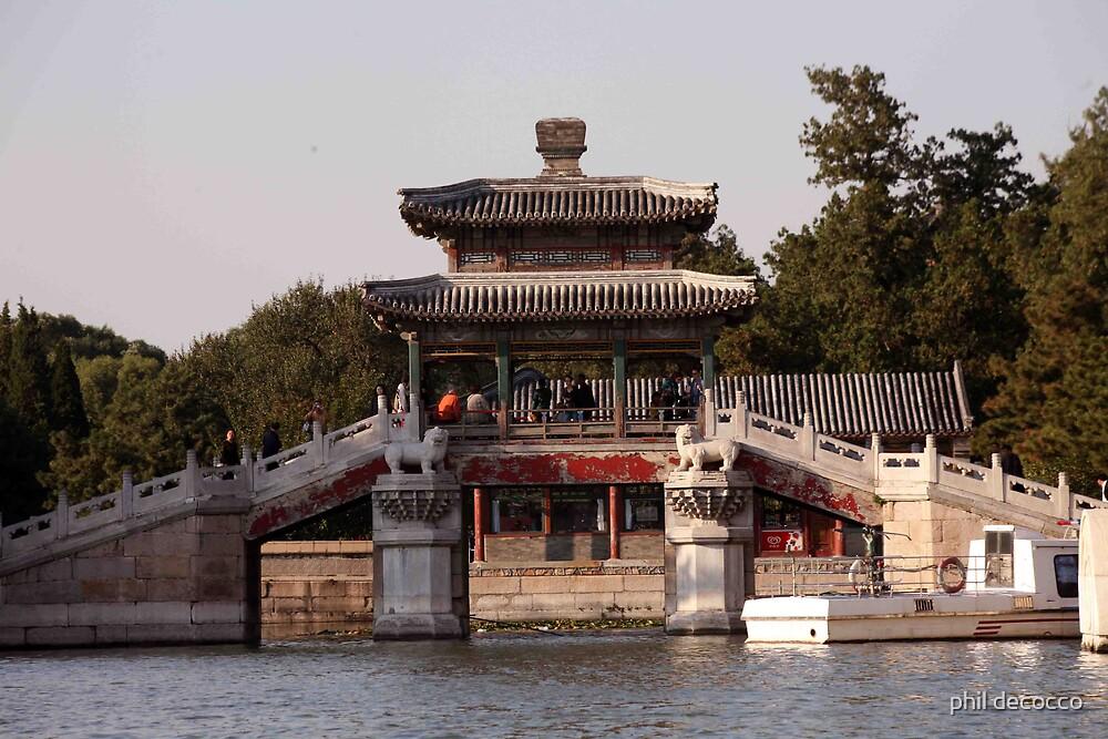 Kunming Bridge by phil decocco