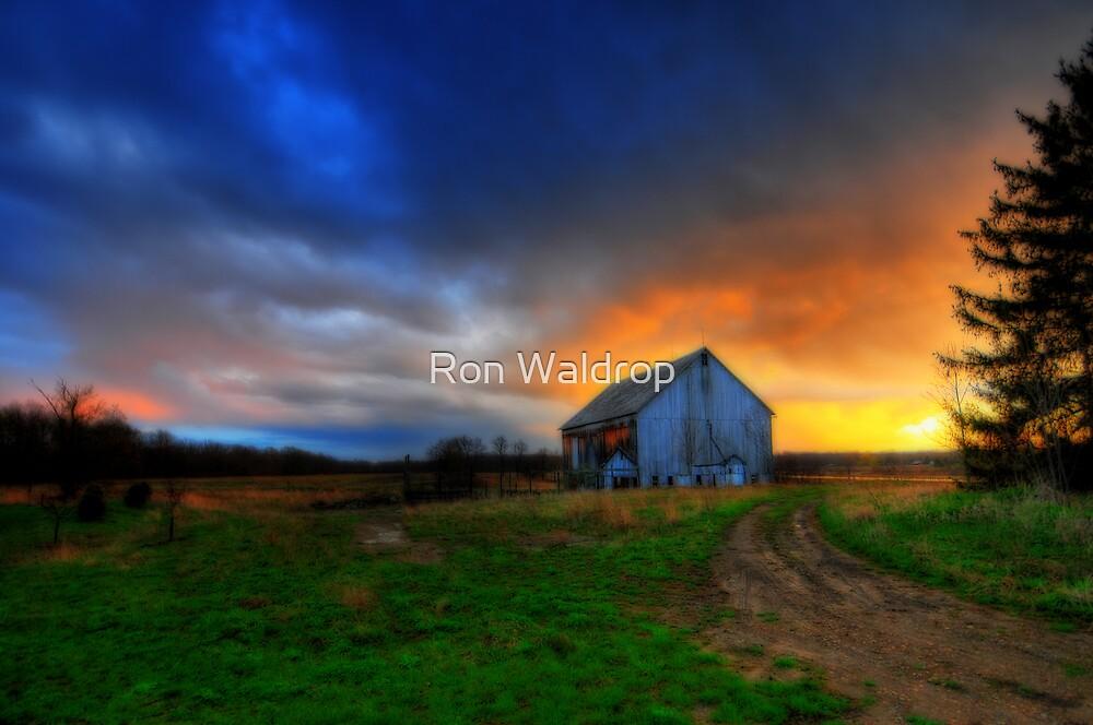 The Barn by Ron Waldrop