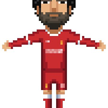 The king of Egypt by 8bitfootball