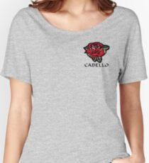 Cabello Rose Women's Relaxed Fit T-Shirt