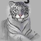 White Tiger by Charmaine Bailey