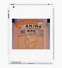 Akira Jar iPad Case/Skin