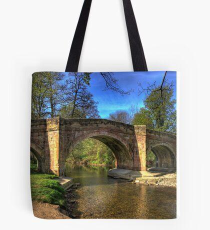 The Bridge near Scawton,North Yorkshire Tote Bag