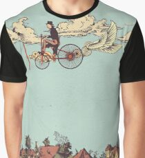 Steamfly Graphic T-Shirt