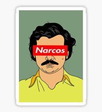 Narcos Art Sticker