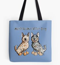 Best Friends - Australian Cattle Dog - Dogs - Gift Tote Bag
