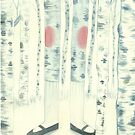 Birches, Part 1 by Marie-Rooney
