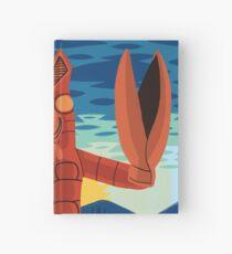 Alien Baltan Hardcover Journal