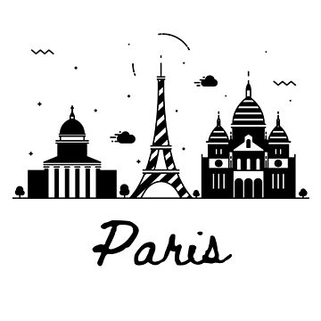 Paris by bubbliciousart