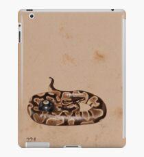 Eight Ball Python iPad Case/Skin