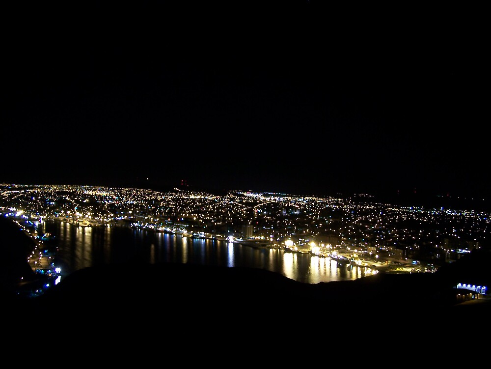city 2 by Paul Finn