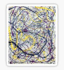 Mijumi Pollock 2 Sticker