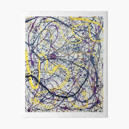 Mijumi Pollock 2 Art Board Print