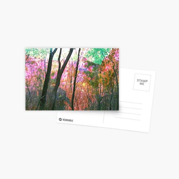 Zion-thicket Postcard