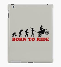 Born To Ride iPad Case/Skin