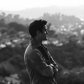 Darren Criss' Hero Magazine by darecrisp
