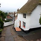 Minehead Cottages IV by Dave Law