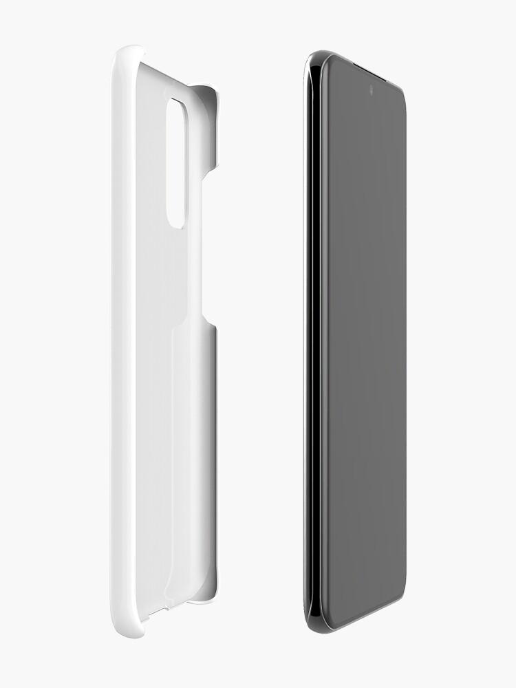 Vista alternativa de Funda y vinilo para Samsung Galaxy COMIDA ANTES QUE MARIPOSAS