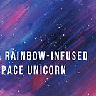 Space Unicorn by Lindsay Hook