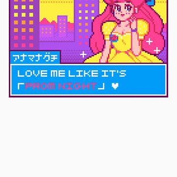 Prom Night Anime Princess by VirtuaRicky