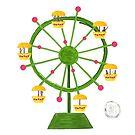 Fantastic Ferris Wheel by Airen Hall