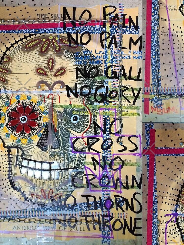 No Thorns No Throne by mijumi