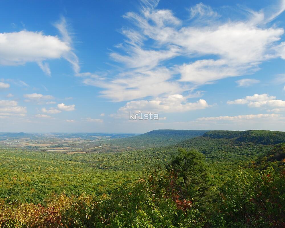 Hawk Mountain Sanctuary I by kr1sta