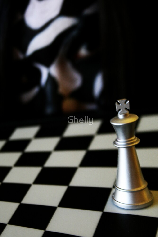 King hunting by Ghelly