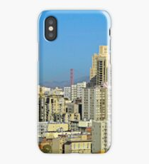 San Francisco Building Tops  iPhone Case