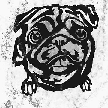 Trippy Pug 2 by Ronin-Ace