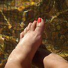 Just enjoying the sun by Joods