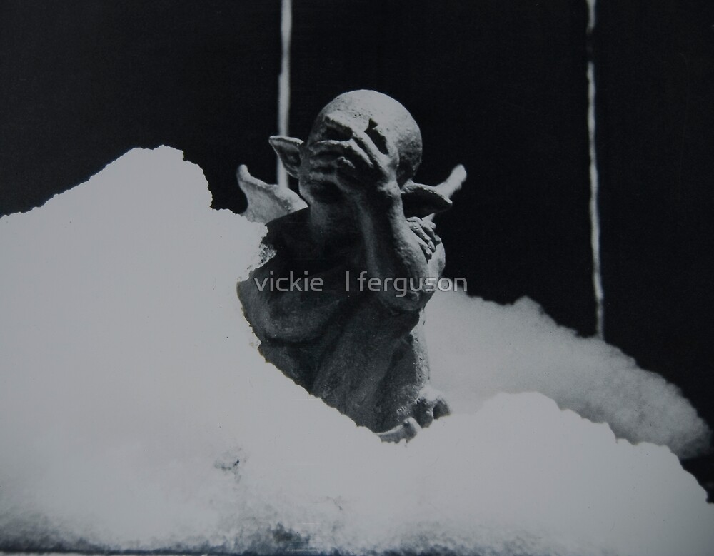 no more snow! by vickie   l ferguson