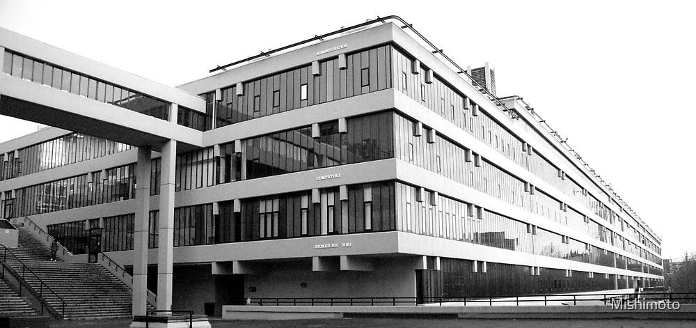 Leeds University by Mishimoto